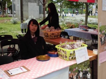 立川健康まつりに参加しました。