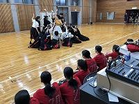 ダンス部 合同練習&日本ダンス大会出場