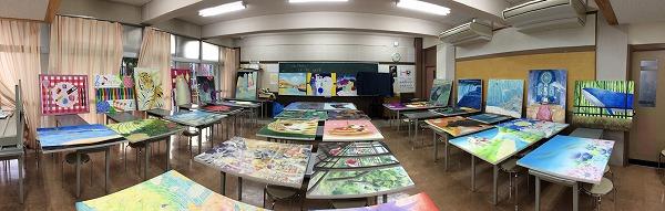 「第47回東京私立中学高等学校生徒写真・美術展」学内選考会