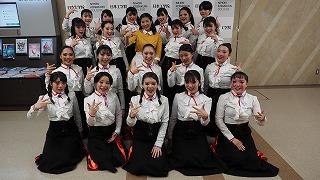 ダンス部 「高校生ダンスコンテスト」決勝大会出場