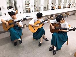 ギター・マンドリン部が「全日本学生ギターフェスティバル」重奏部門の東京予選を通過しました!