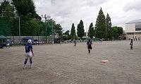ソフトボール部 新人戦